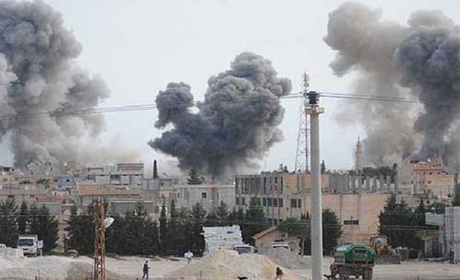 بمباران یمن پذیرفتنی نیست