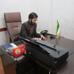 انتصاب دکتر احمدی مشاور عالی دبیرکل