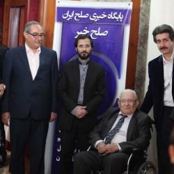 پرفسور حیدری پدر علم مذاکره ایران