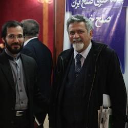 پروفسور امین حقوقدان برجسته ایران سال 1394