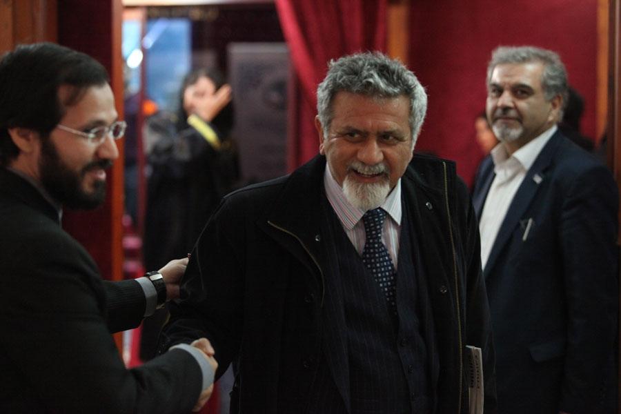 پروفسور امین حقوقدان برجسته ایران