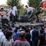 موسسه بین المللی صلح ؛ محکومیت کودتای ترکیه