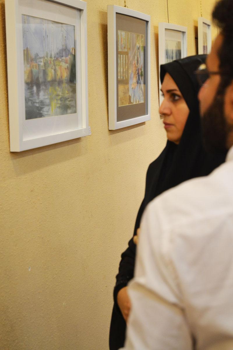 گزارش تصویری بازدید از نمایشگاه دفاع مقدس