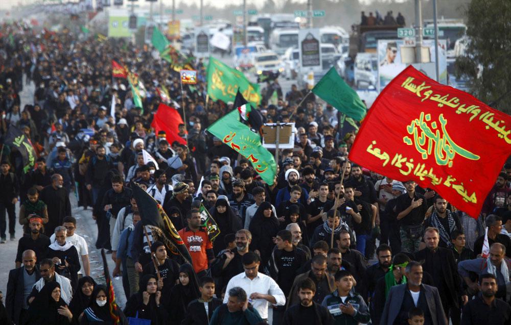 اطلاعیه موسسه بین المللی صلح در رابطه راهپیمایی عظیم اربعین