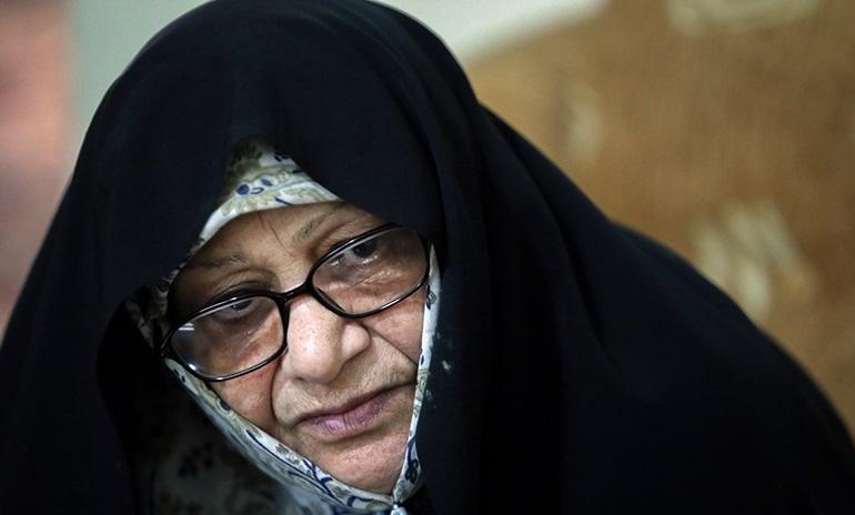 اطلاعیه تسلیت درگذشت بانوی مبارز مرضیه حدیدچی دباغ موسسه بین المللی صلح